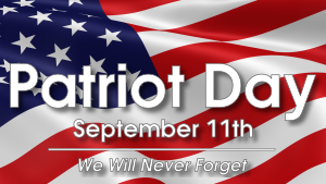 Patriot Day – Environmental Concerns